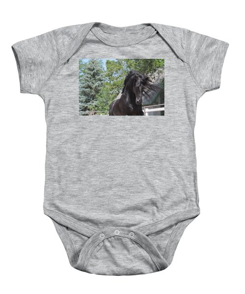 Regal Power Baby Onesie