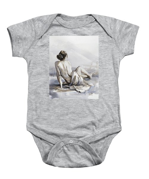 Relaxed Baby Onesie