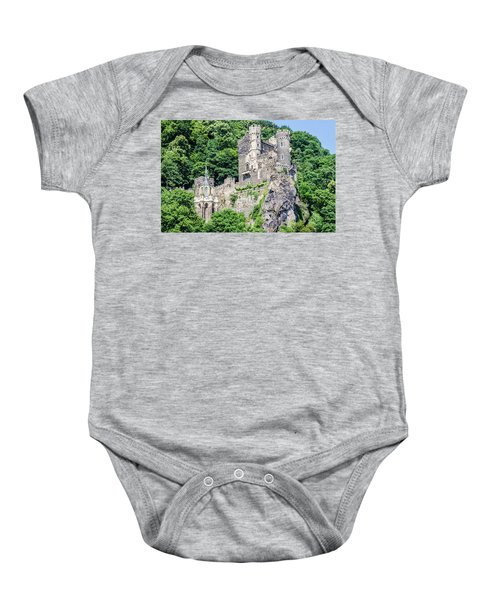 Rheinstein Castle Baby Onesie