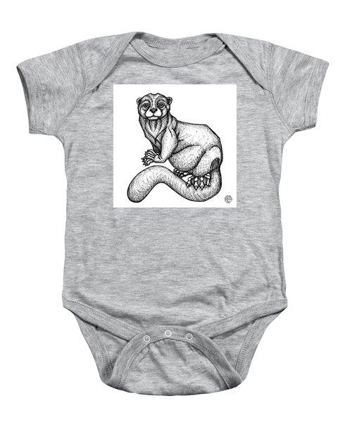 River Otter Baby Onesie