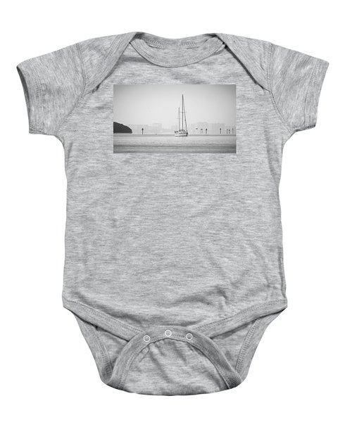 Sail Out Of Sarasota Baby Onesie