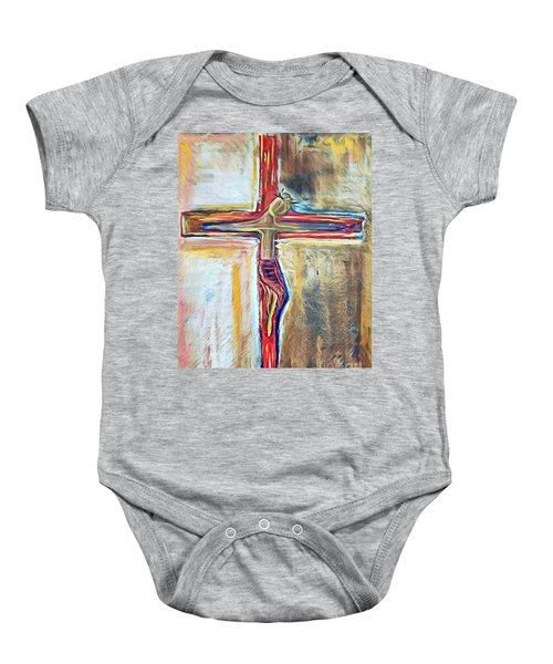 Saviour Baby Onesie