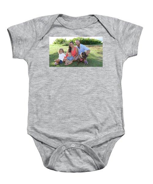 Scott Clarinda Baby Onesie