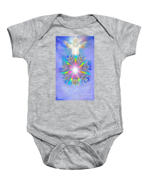 Second Coming Baby Onesie
