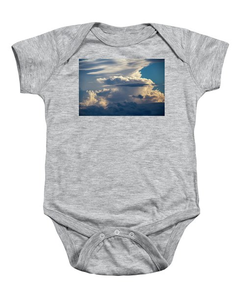September Storm Chasing 015 Baby Onesie