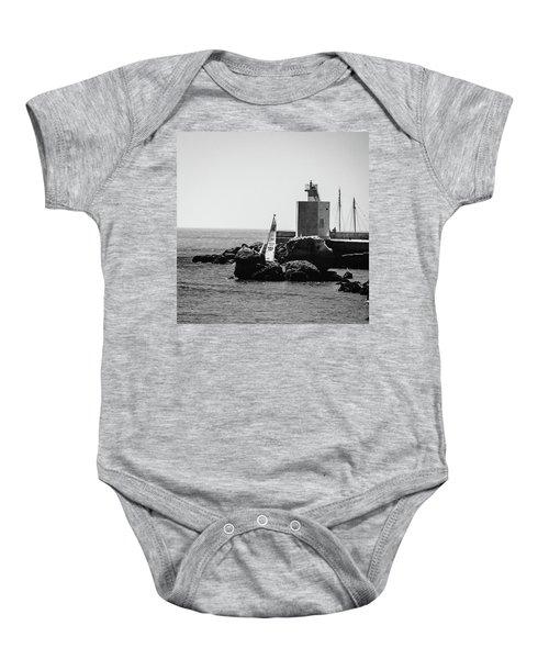 Setting Sail Baby Onesie