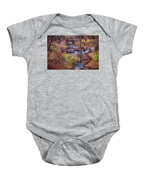 Sinoquippie Run Baby Onesie