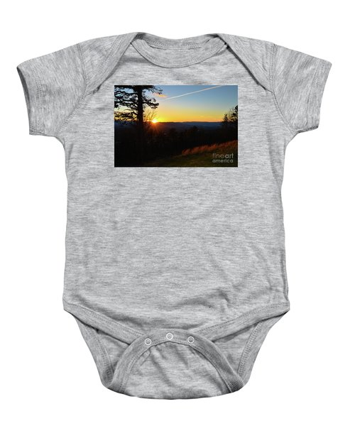 Solace And Pine Baby Onesie