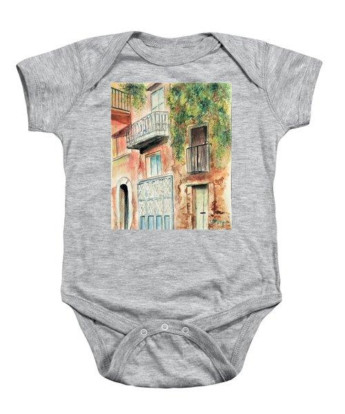 Sorrento Charm Baby Onesie