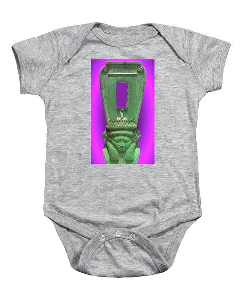 Sound Machine Of The Goddess Baby Onesie