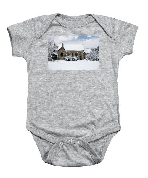 Spring Grove Chapel Baby Onesie
