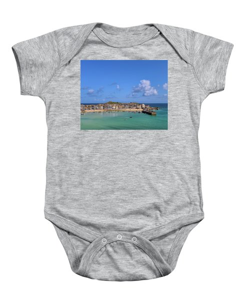 St Ives Cornwall - General View Baby Onesie