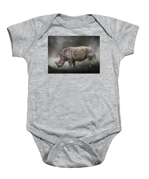 Stand Strong Baby Onesie