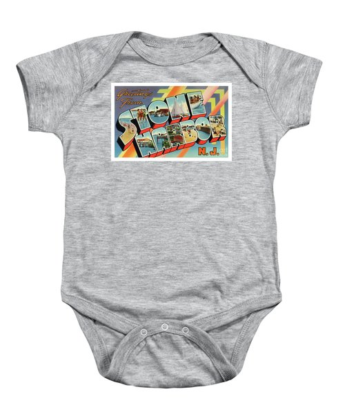 Stone Harbor Greetings Baby Onesie