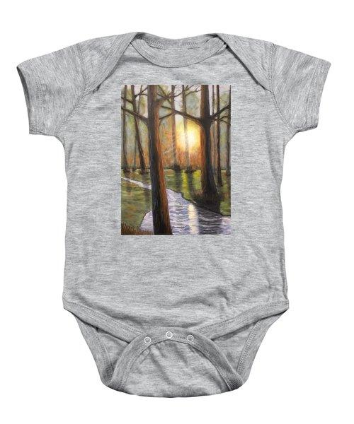 Sunrise Creek II Baby Onesie