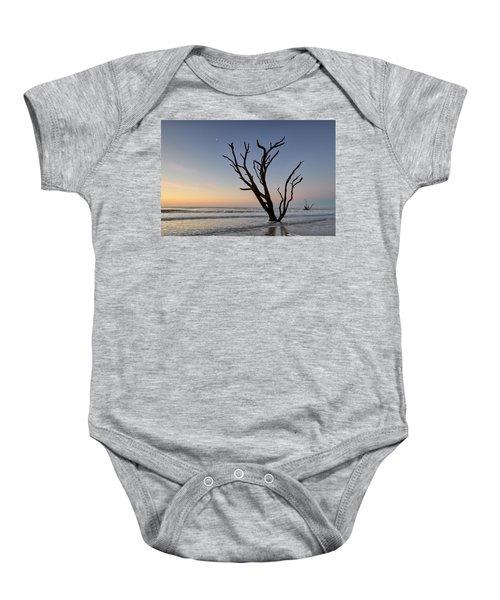 Sunset At Botany Bay Baby Onesie