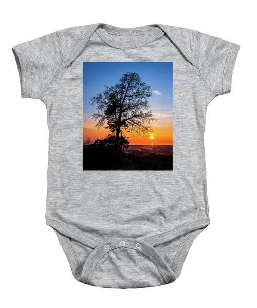Sunset - Monte D'oro Baby Onesie