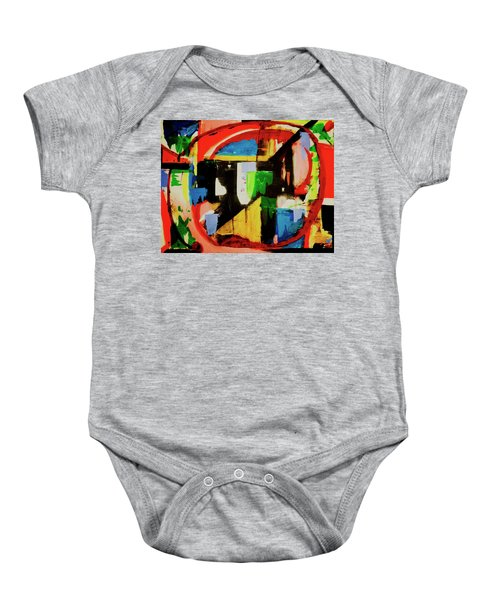Take Me There Baby Onesie