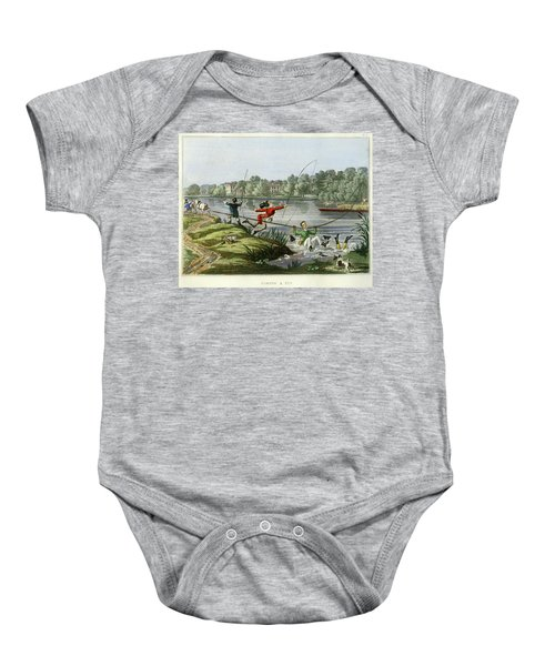 Taking A Fly Baby Onesie