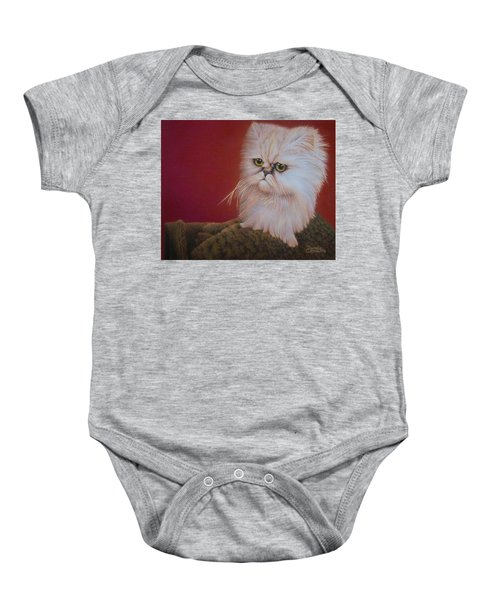Tempest In A Teacup Baby Onesie