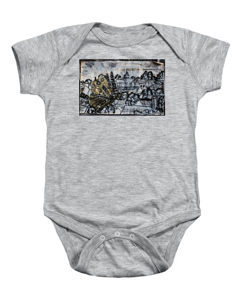 The Butterfly Affect Baby Onesie