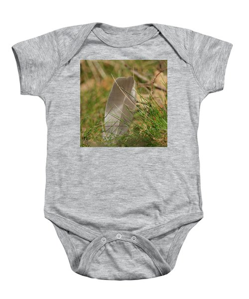 The Feather Baby Onesie