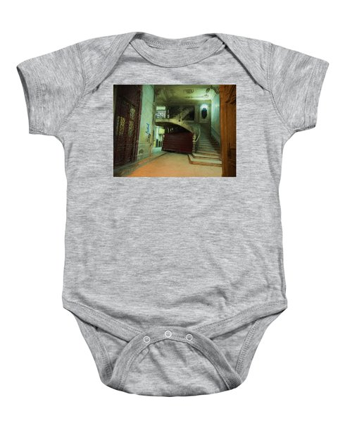 The Grand Entrance Baby Onesie