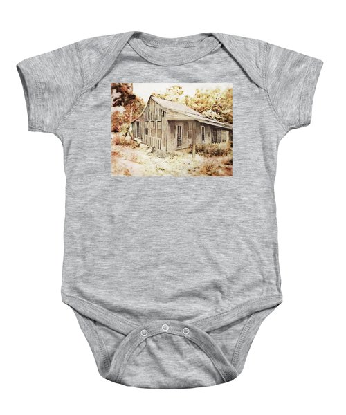 The Home Place Baby Onesie