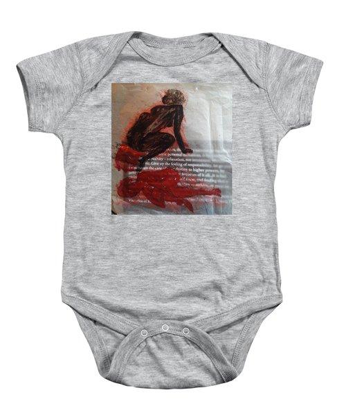 The Immolation Baby Onesie