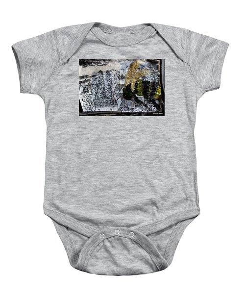 The Insects Watched Sensing They Were Next Baby Onesie