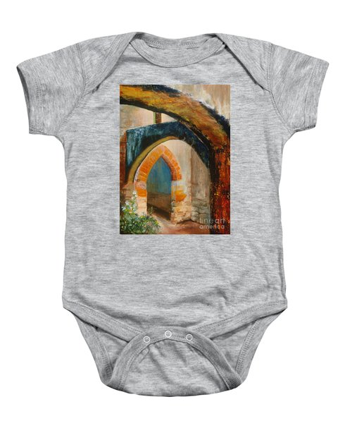 The Mission Baby Onesie