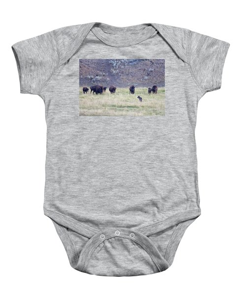 The Naming Of Spitfire Baby Onesie