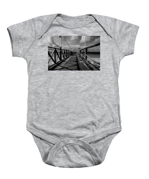 The Pier #2 Baby Onesie