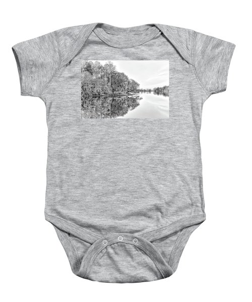 The Point At Coosaw Plantation Baby Onesie