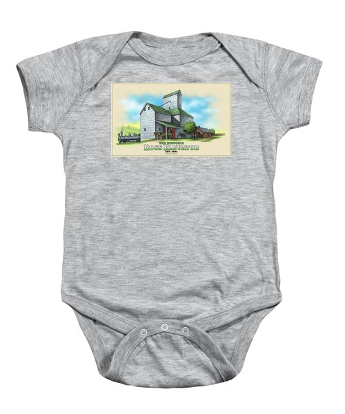 The Ross Elevator Baby Onesie