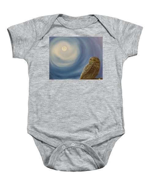 The Sky Is Thick Baby Onesie
