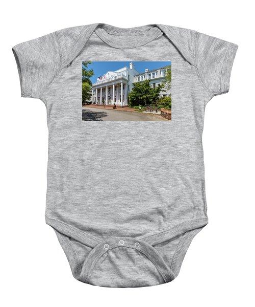 The Willcox Hotel - Aiken Sc Baby Onesie