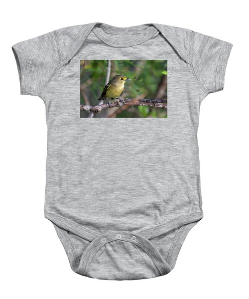 Thick-billed Vireo Baby Onesie
