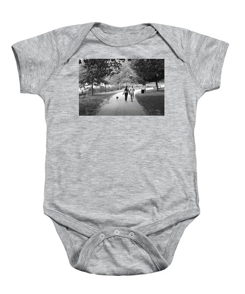 Threes A Company Baby Onesie