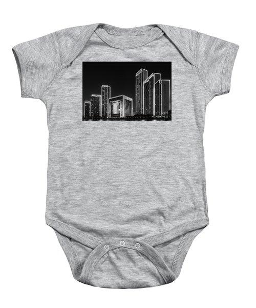Tianjin Skyline Baby Onesie
