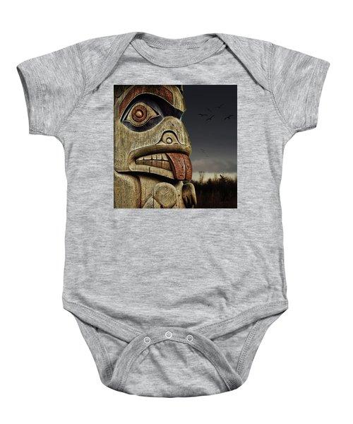 Totem Baby Onesie