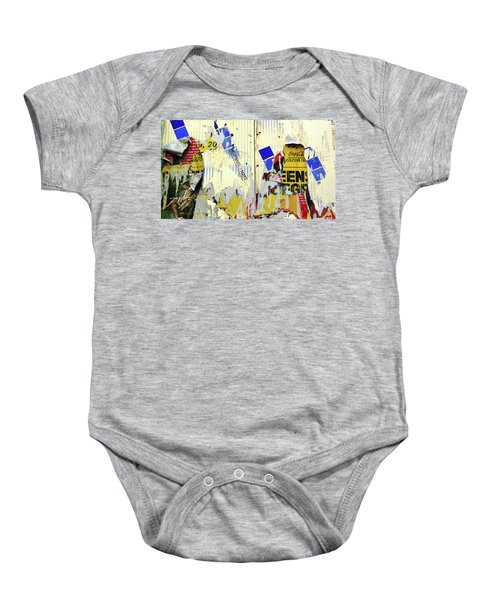 Touched By Nature Baby Onesie