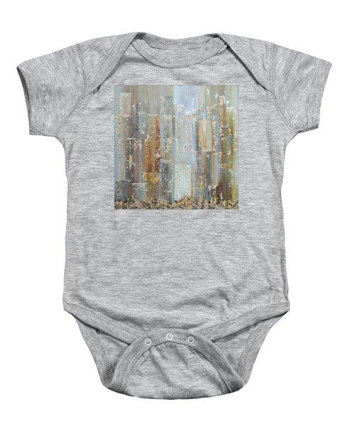 Urban Reflections I Day Version Baby Onesie