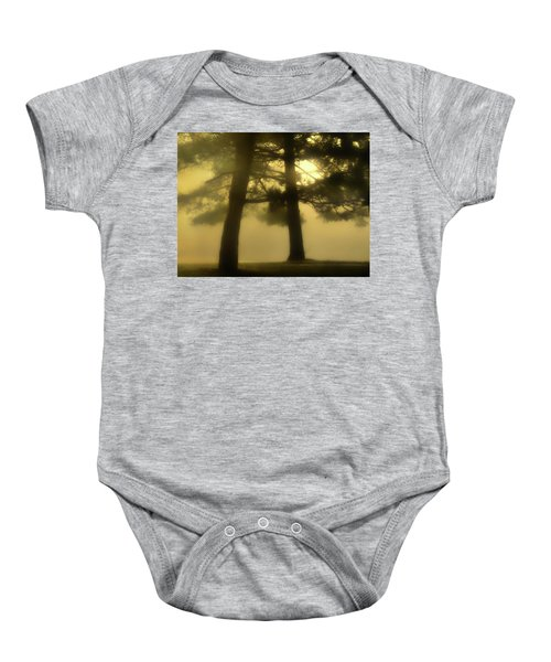 Waking From A Dream Baby Onesie