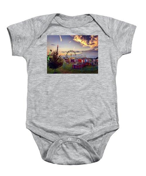Warren County Fair Baby Onesie