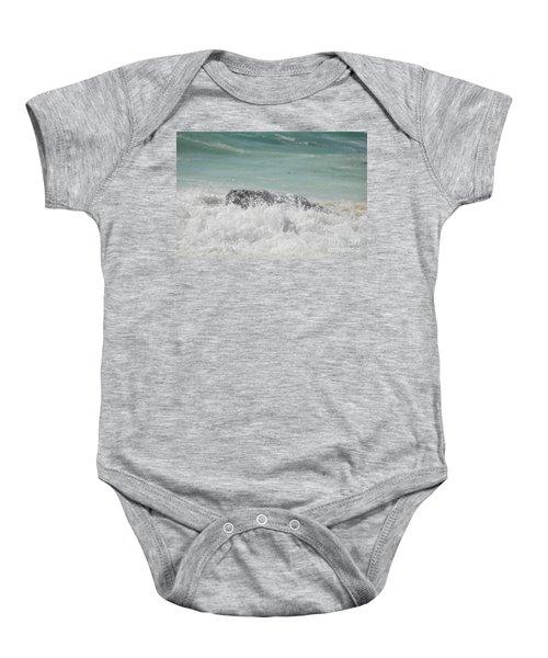 Waves Baby Onesie