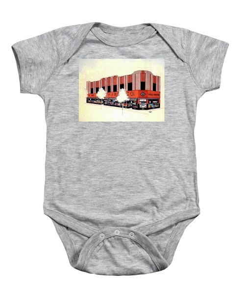 Woolworth On Market St. Baby Onesie