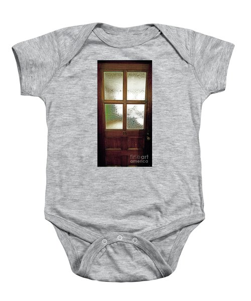 Yerkes Observatory Williams Bay Door 13 Jele3503 Baby Onesie