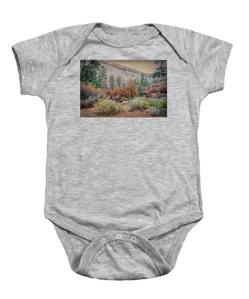 Zions Garden Baby Onesie