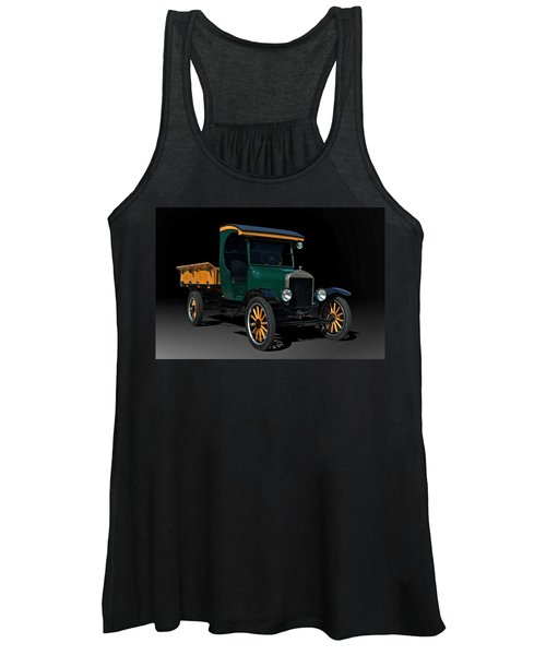 1923 Ford Model Tt One Ton Truck Women's Tank Top